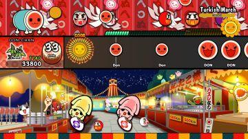Immagine -3 del gioco Taiko no Tatsujin: Drum 'n' Fun! per Nintendo Switch