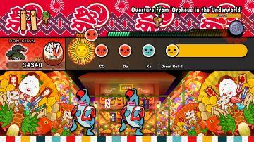 Immagine -1 del gioco Taiko no Tatsujin: Drum 'n' Fun! per Nintendo Switch