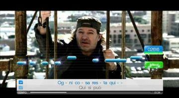 Immagine -14 del gioco SingStar Vasco per PlayStation 2