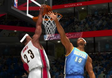 Immagine -2 del gioco NBA 08 per PlayStation 2