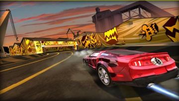 Immagine -5 del gioco Need for Speed: NITRO per Nintendo Wii