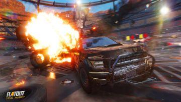 Immagine -3 del gioco FlatOut 4: Total Insanity per PlayStation 4
