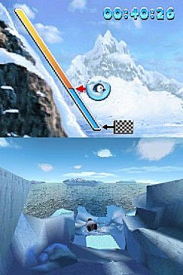 Immagine -11 del gioco Happy Feet per Nintendo DS