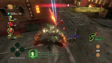 Immagine -1 del gioco Teenage Mutant Ninja Turtles: Mutanti a Manhattan per Playstation 4