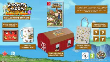 Immagine -3 del gioco Harvest Moon: Light of Hope per PlayStation 4