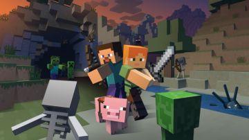 Immagine -5 del gioco Minecraft per Nintendo Wii U