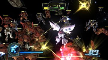 Immagine -5 del gioco Dynasty Warriors: Gundam per PlayStation 3