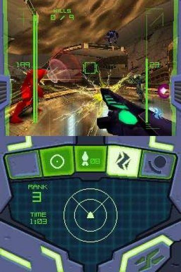 Immagine 0 del gioco Metroid Prime Hunters per Nintendo DS