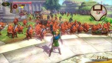Immagine -5 del gioco Hyrule Warriors Definitive Edition per Nintendo Switch