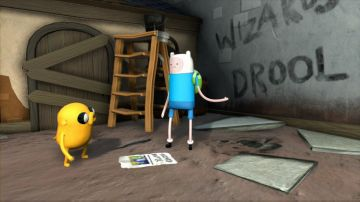 Immagine 0 del gioco Adventure Time: Finn e Jake detective per PlayStation 4