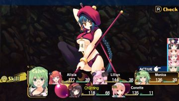Immagine -3 del gioco Dungeon Travelers 2: The Royal Library & the Monster Seal per PSVITA