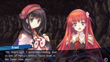 Immagine -2 del gioco Dungeon Travelers 2: The Royal Library & the Monster Seal per PSVITA
