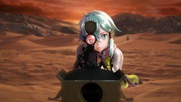 Immagine -4 del gioco Sword Art Online: Fatal Bullet per PlayStation 4