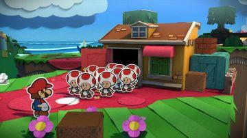 Immagine -11 del gioco Paper Mario: Color Splash per Nintendo Wii U