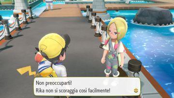 Immagine -4 del gioco Pokémon: Let's Go, Eevee! per Nintendo Switch