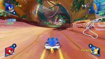 Immagine -1 del gioco Team Sonic Racing per Xbox One