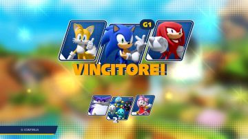 Immagine -5 del gioco Team Sonic Racing per Xbox One