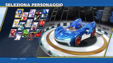 Immagine -7 del gioco Team Sonic Racing per PlayStation 4