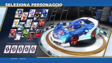Immagine -8 del gioco Team Sonic Racing per PlayStation 4