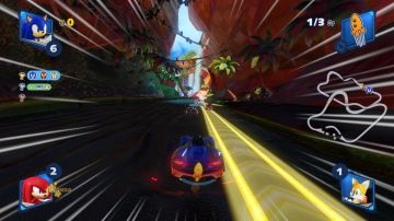 Immagine -10 del gioco Team Sonic Racing per PlayStation 4