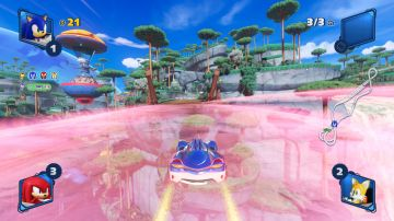 Immagine -2 del gioco Team Sonic Racing per PlayStation 4