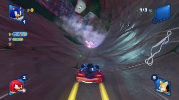 Immagine -4 del gioco Team Sonic Racing per PlayStation 4