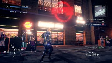 Immagine -3 del gioco Astral Chain per Nintendo Switch