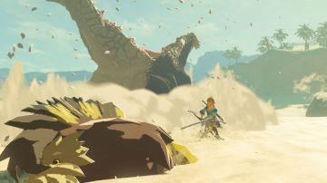 Immagine -5 del gioco The Legend of Zelda: Breath of the Wild per Nintendo Switch