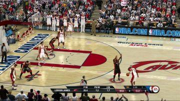 Immagine -1 del gioco NBA Live 10 per Xbox 360