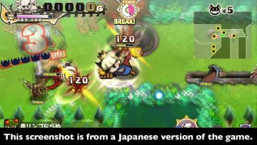 Immagine -2 del gioco Penny-Punching Princess per Nintendo Switch