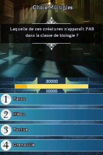 Immagine -3 del gioco Scene It? Twilight per Nintendo DS