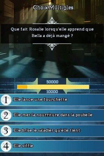 Immagine -2 del gioco Scene It? Twilight per Nintendo DS