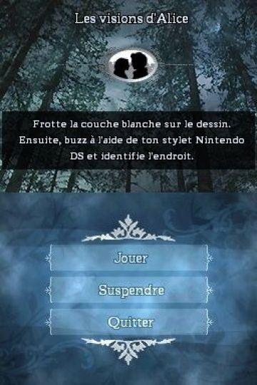 Immagine -1 del gioco Scene It? Twilight per Nintendo DS
