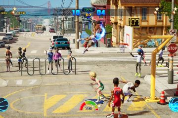 Immagine -5 del gioco NBA 2K Playgrounds 2 per Nintendo Switch