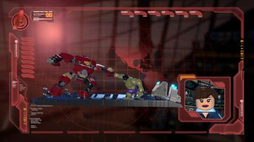Immagine -1 del gioco LEGO Marvel's Avengers per Nintendo DS