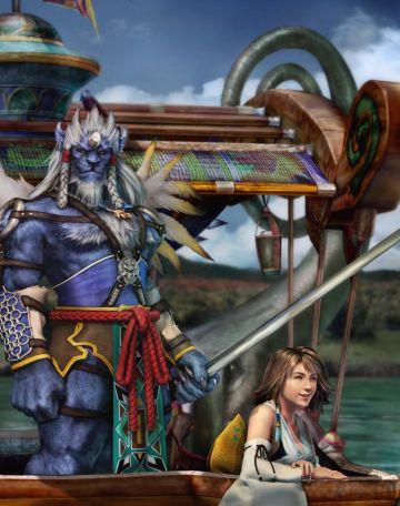 Immagine -3 del gioco Final Fantasy X/X-2 HD Remaster per PlayStation 3