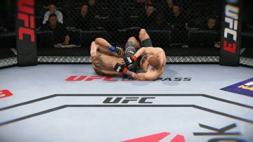 Immagine 0 del gioco EA Sports UFC 3 per Playstation 4