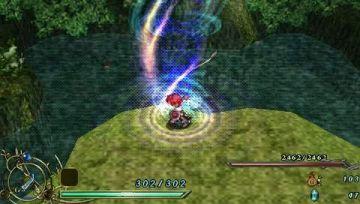 Immagine -3 del gioco Ys: The Ark of Napishtim per PlayStation PSP