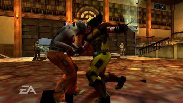 Immagine -3 del gioco Marvel Nemesis: L'Ascesa degli Esseri Imperfetti per PlayStation PSP