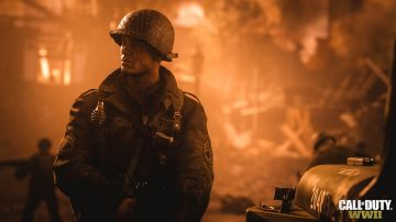 Immagine -2 del gioco Call of Duty: WWII per PlayStation 4