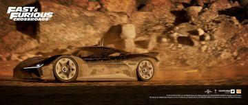 Immagine -3 del gioco Fast & Furious Crossroads per PlayStation 4