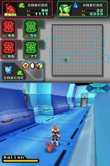 Immagine -2 del gioco Spectrobes: Oltre i Portali per Nintendo DS