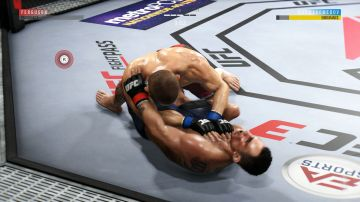 Immagine -1 del gioco EA Sports UFC 3 per Playstation 4