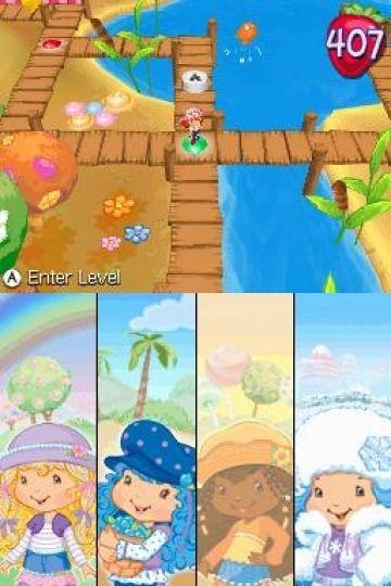 Immagine 0 del gioco Strawberry Shortcake - The Four Seasons Cake per Nintendo DS