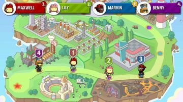 Immagine -5 del gioco Scribblenauts: Showdown per Xbox One