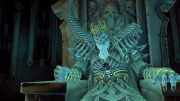Immagine -3 del gioco Darksiders II: Deathinitive Edition per PlayStation 4