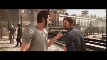 Immagine -1 del gioco A Way Out per Playstation 4