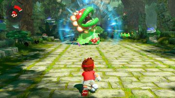Immagine -1 del gioco Mario Tennis Aces per Nintendo Switch