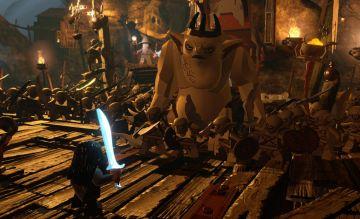 Immagine -1 del gioco LEGO Lo Hobbit per Xbox 360