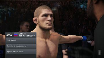 Immagine -3 del gioco EA Sports UFC 3 per Playstation 4